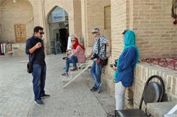 reisen iran individuell